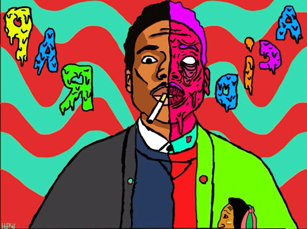 Acid Rap Wallpaper - WallpaperSafari