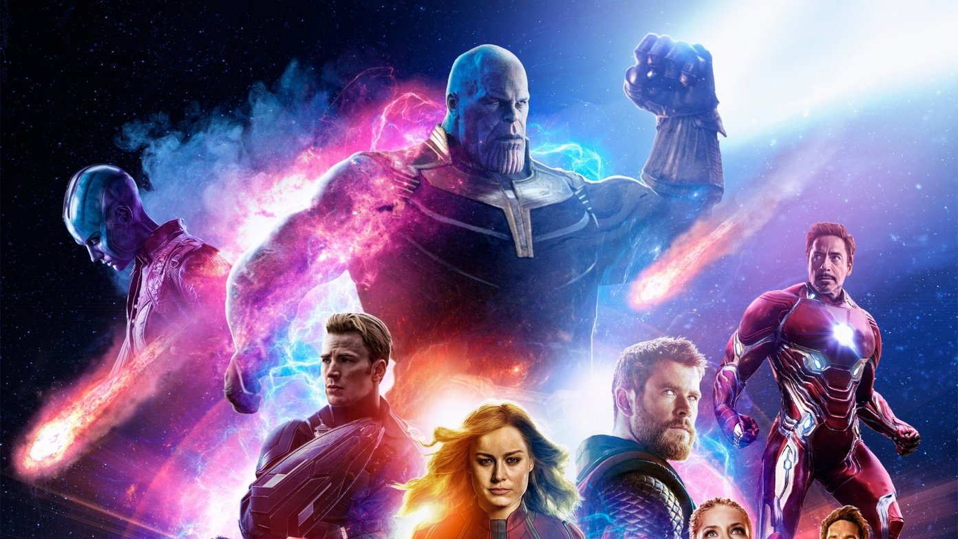 Best Avengers Endgame Avengers 4 Wallpapers for Desktop and Mobile 1392x783