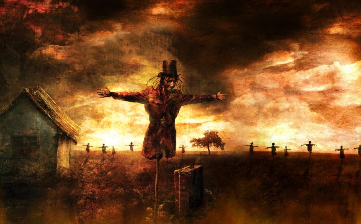 Download Halloween Terror Animated Wallpaper DesktopAnimatedcom 1367x849