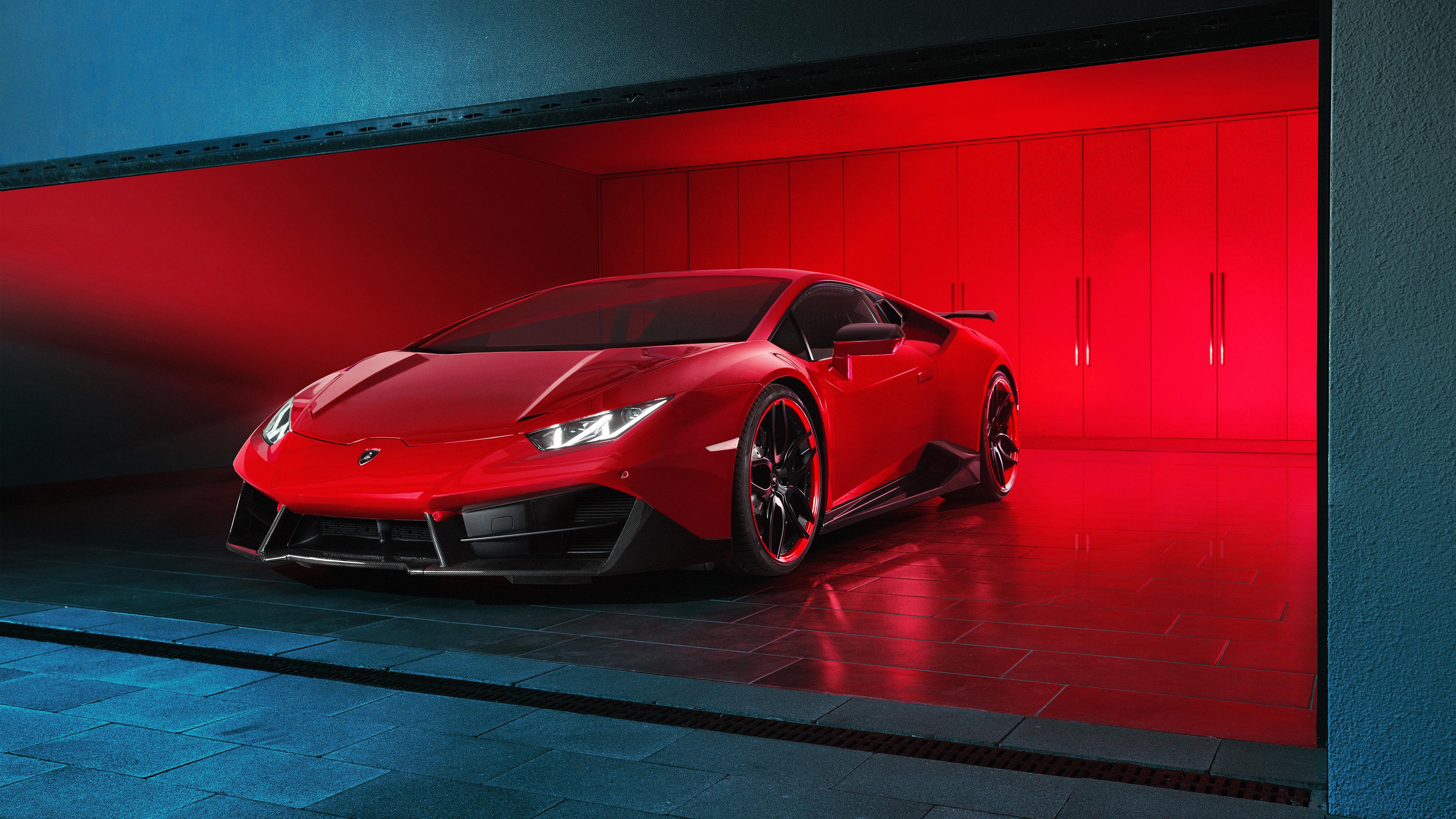 Novitec Torado Lamborghini Huracan LP 580 2 4K Wallpaper HD Car 3840x2160