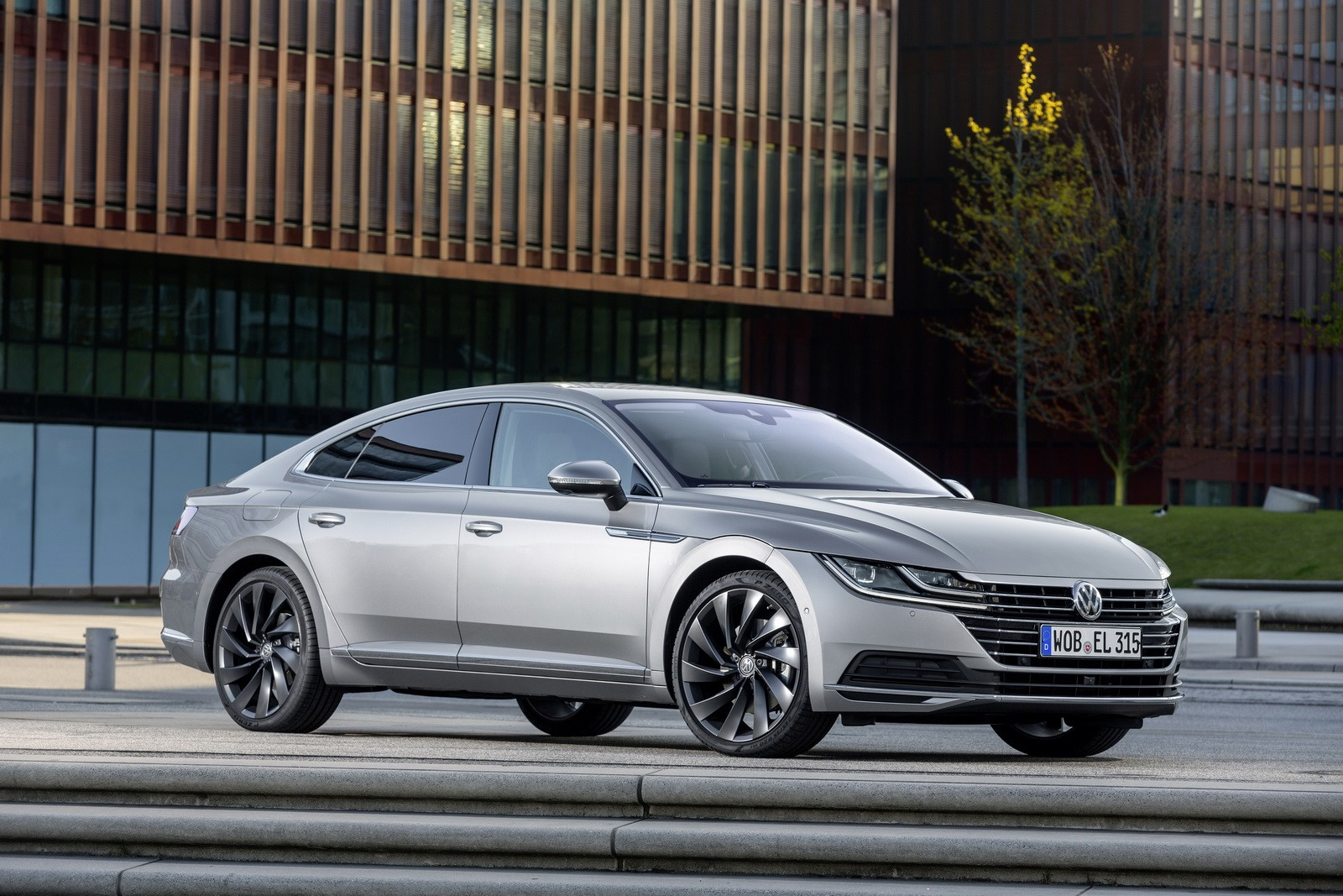 Volkswagen Arteon Shooting Brake Confirmed Could Get V6 Engine 1600x1067
