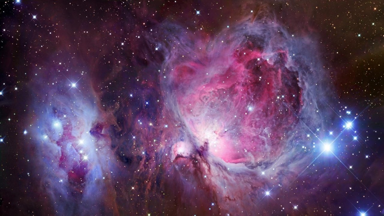 Orion Nebula Wallpaper   wallpaper 1280x720
