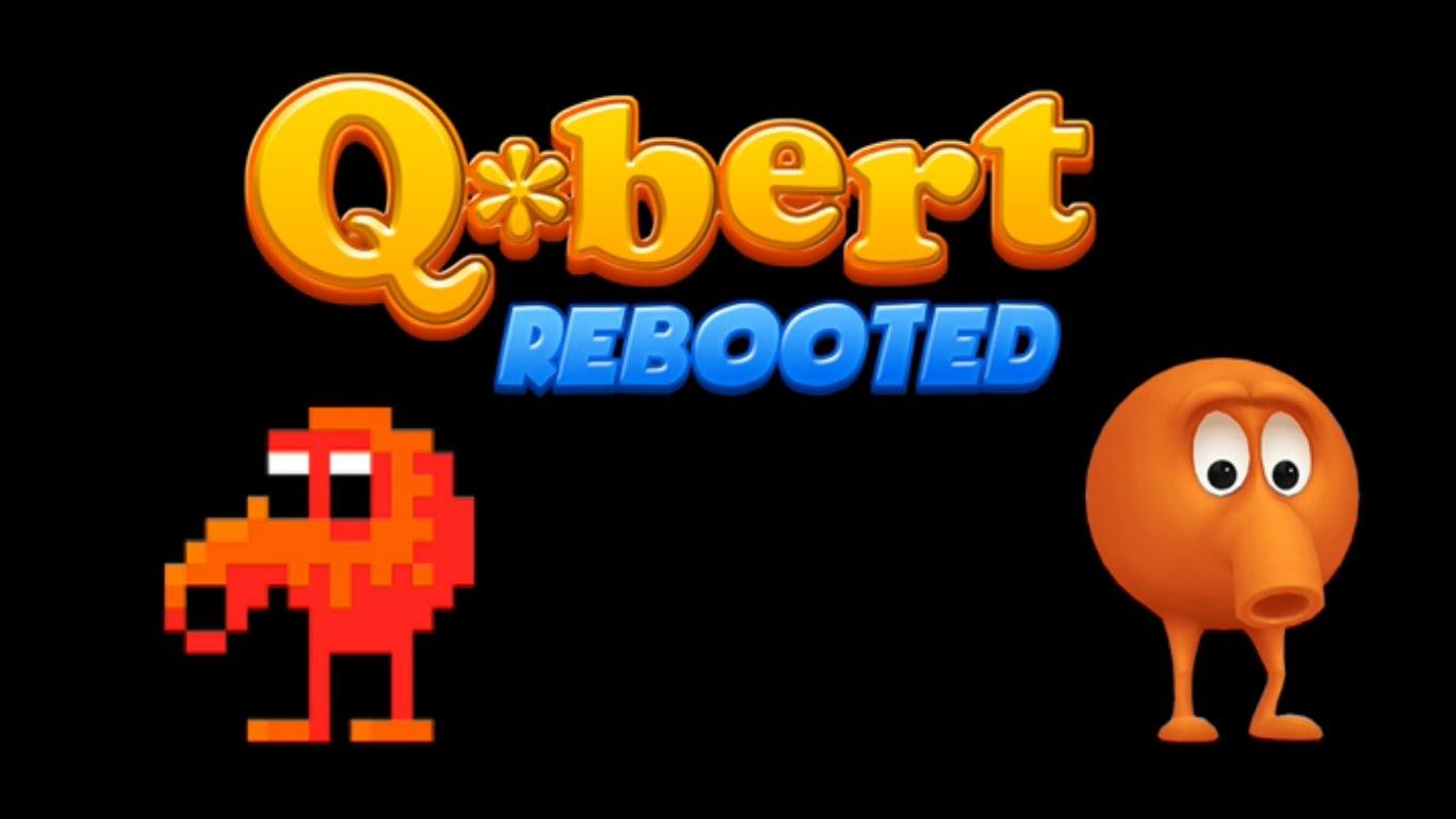 Qbert Rebooted HD Wallpaper 1   1366 X 768 stmednet 1366x768