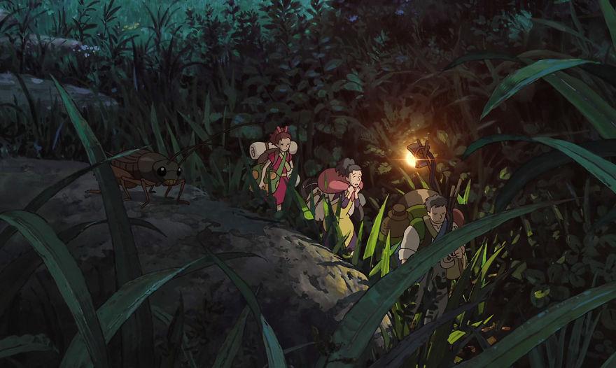 The Secret World Of Arrietty Bored Panda 880x526