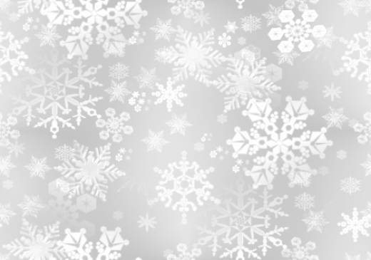 Snowflakes Background Pattern 1 520x365
