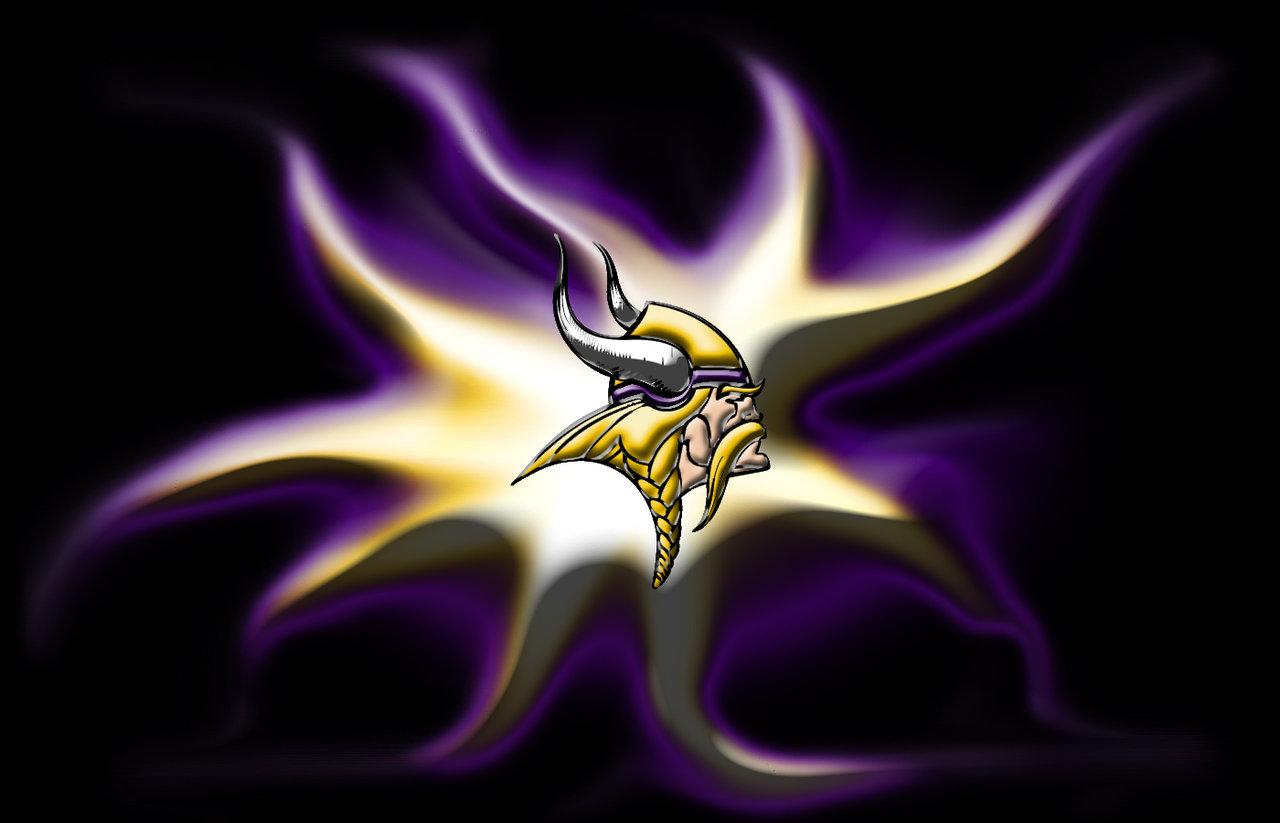 Minnesota Vikings by BlueHedgedarkAttack 1280x823