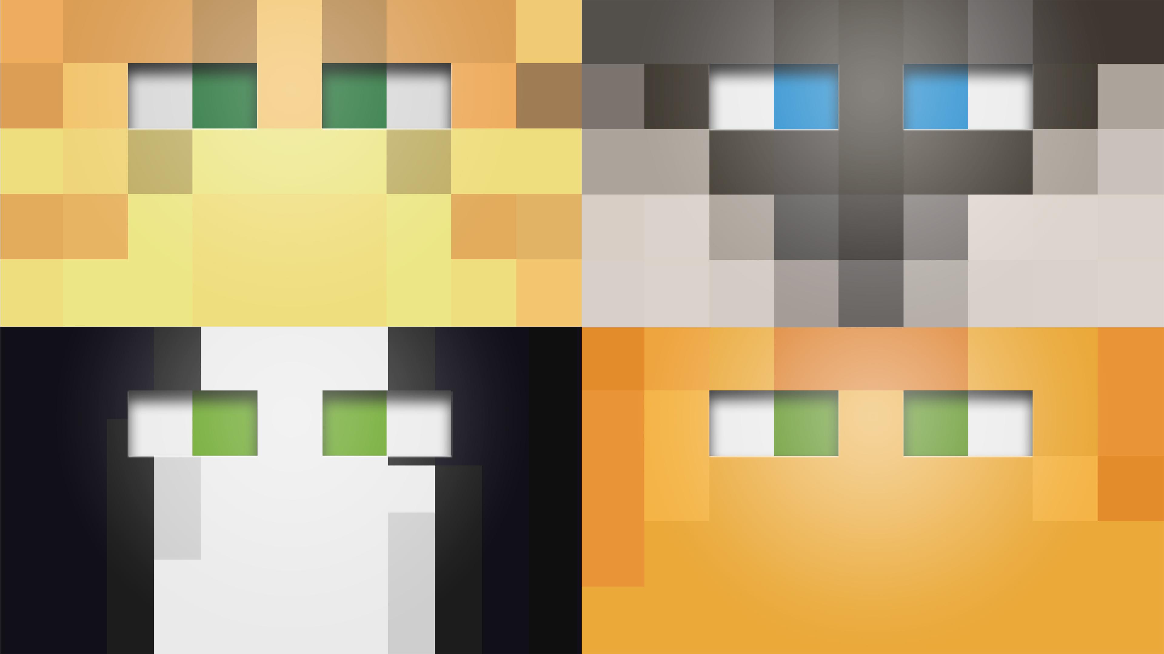 48 Minecraft Cat Wallpaper On Wallpapersafari