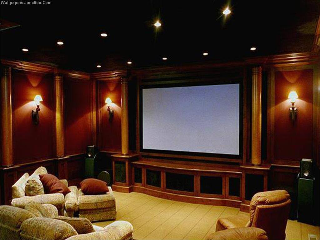 Home movie wallpaper wallpapersafari for Wallpaper home theater