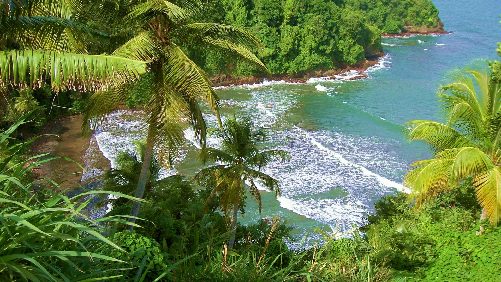Hd Tropical Island Beach Paradise Wallpapers And Backgrounds: Exotic Islands Wallpapers