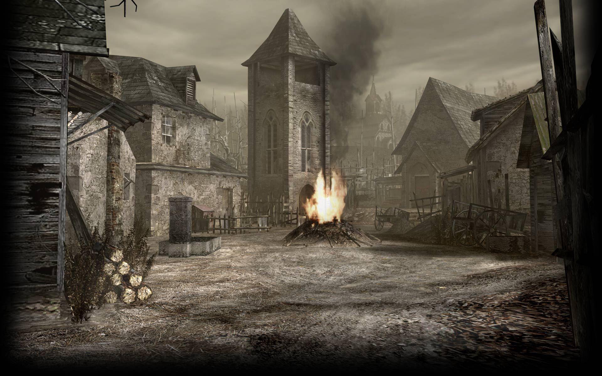 Resident Evil 4 Village Zombie Mode [CS2D] [Maps] 1920x1200