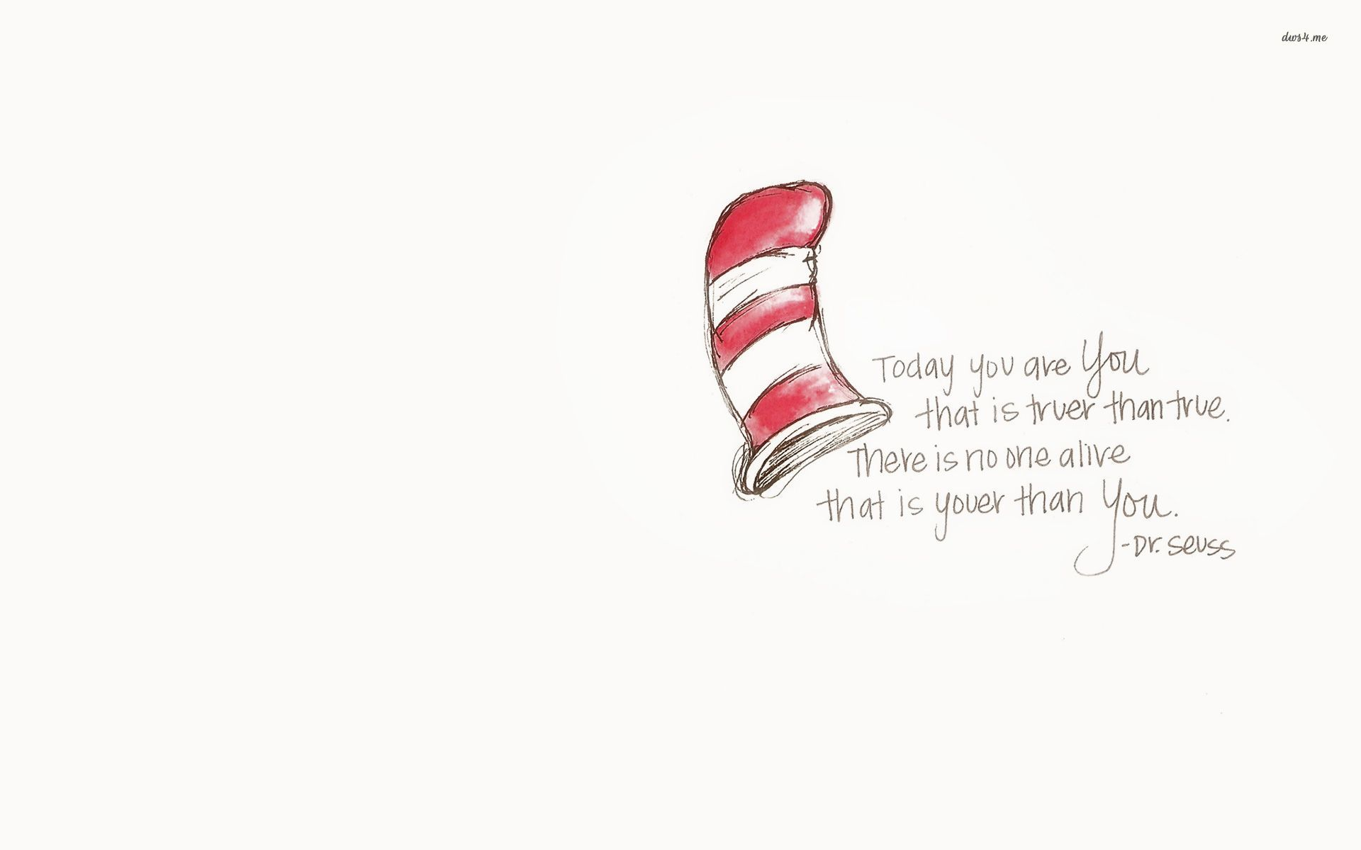 Dr Seuss quote wallpaper   Quote wallpapers   22741 1920x1200