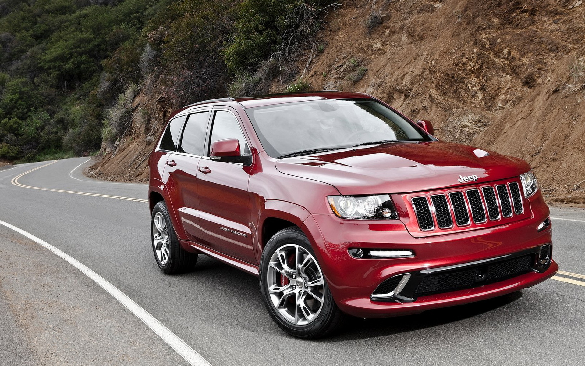Jeep Grand Cherokee SRT8 wallpapers and images   wallpapers pictures 1920x1200