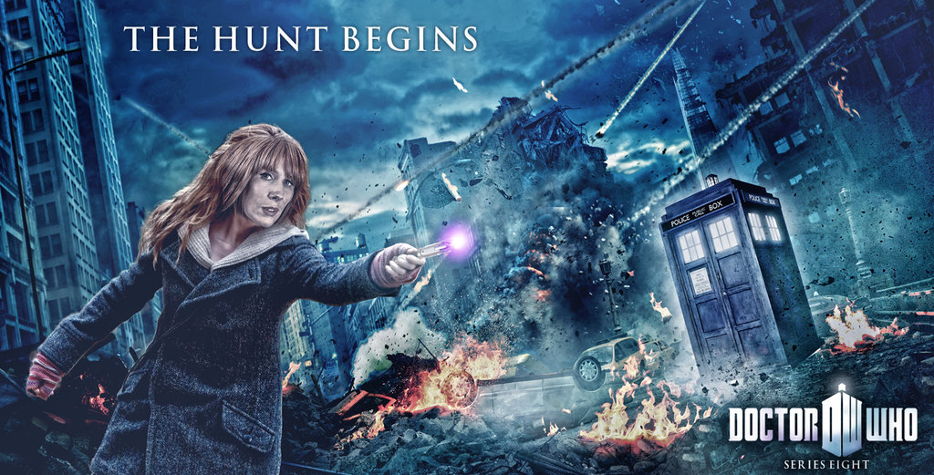 Doctor Who Season 8 Wallpaper Doctor who series 8 banner by 1024x521
