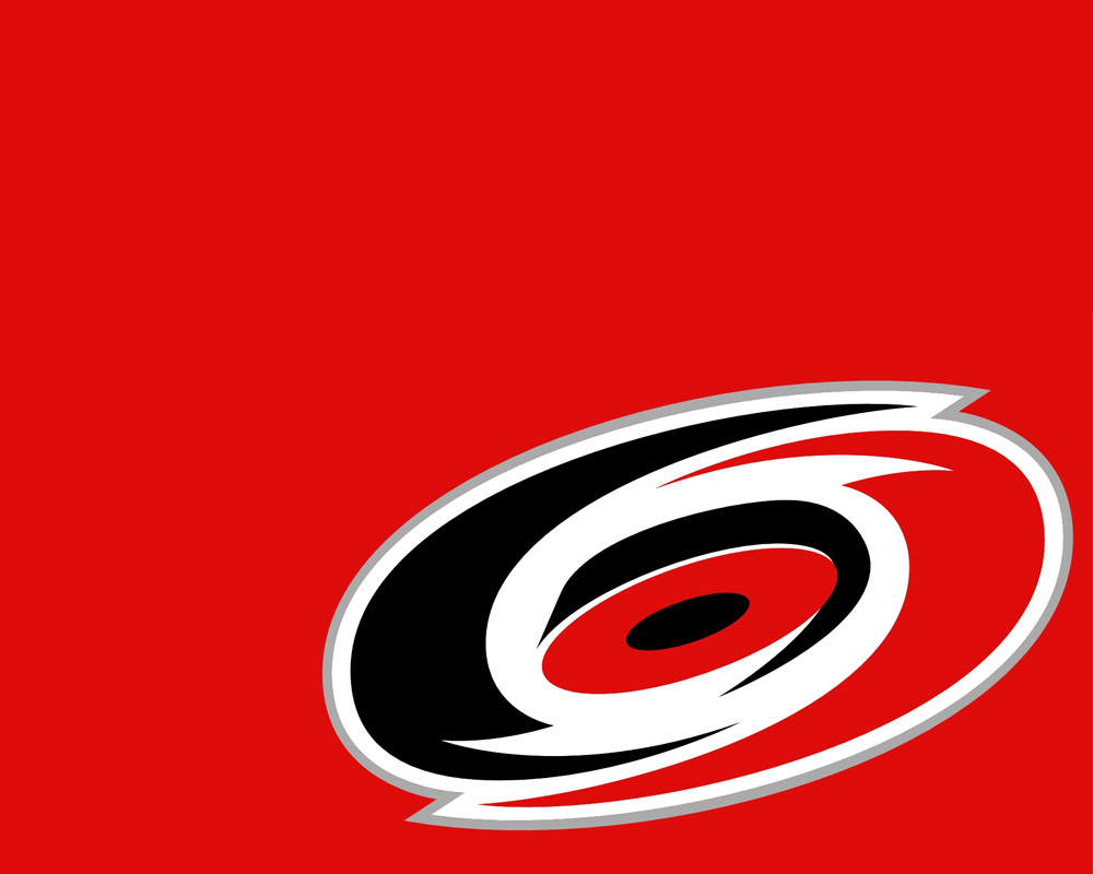 Carolina Hurricanes Nhl Logo Wallpaper 1000x800