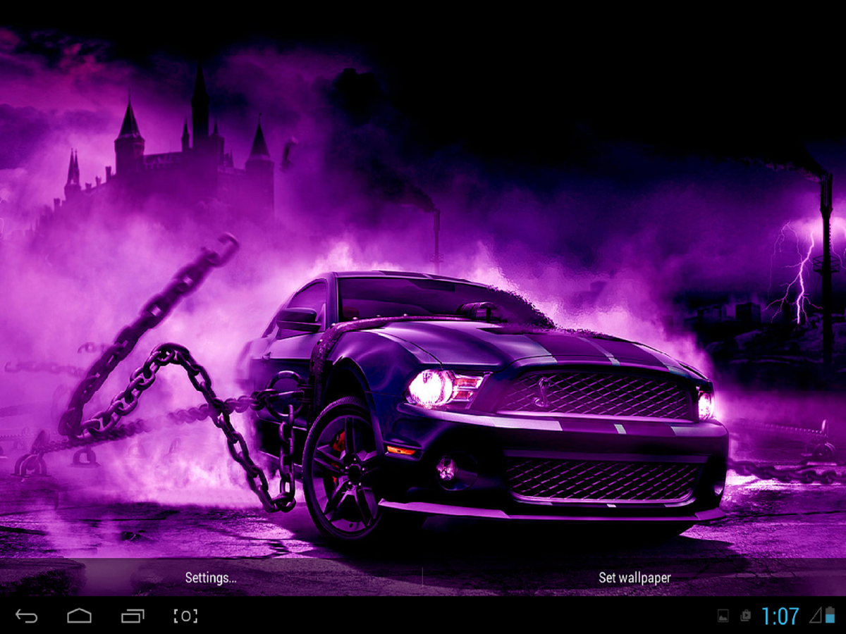 47 Live Car Wallpaper For Pc On Wallpapersafari
