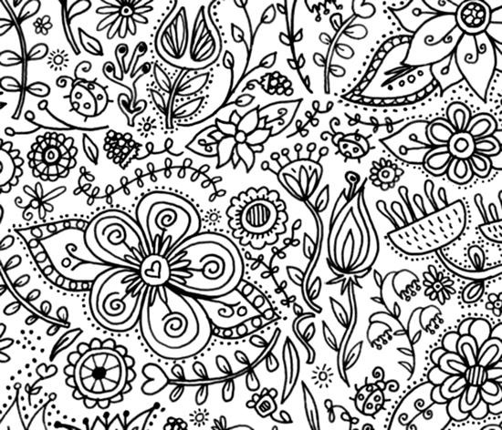 Coloring Wall Wallpaper - WallpaperSafari