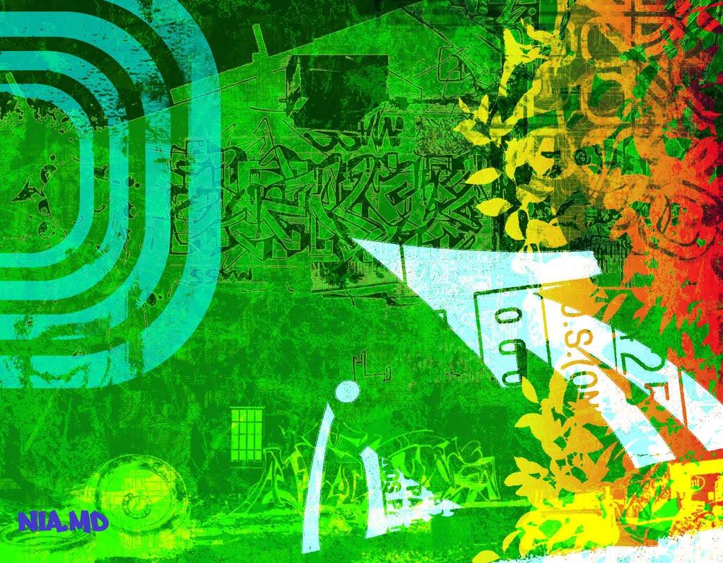 graffiti wallpaper designs - photo #10
