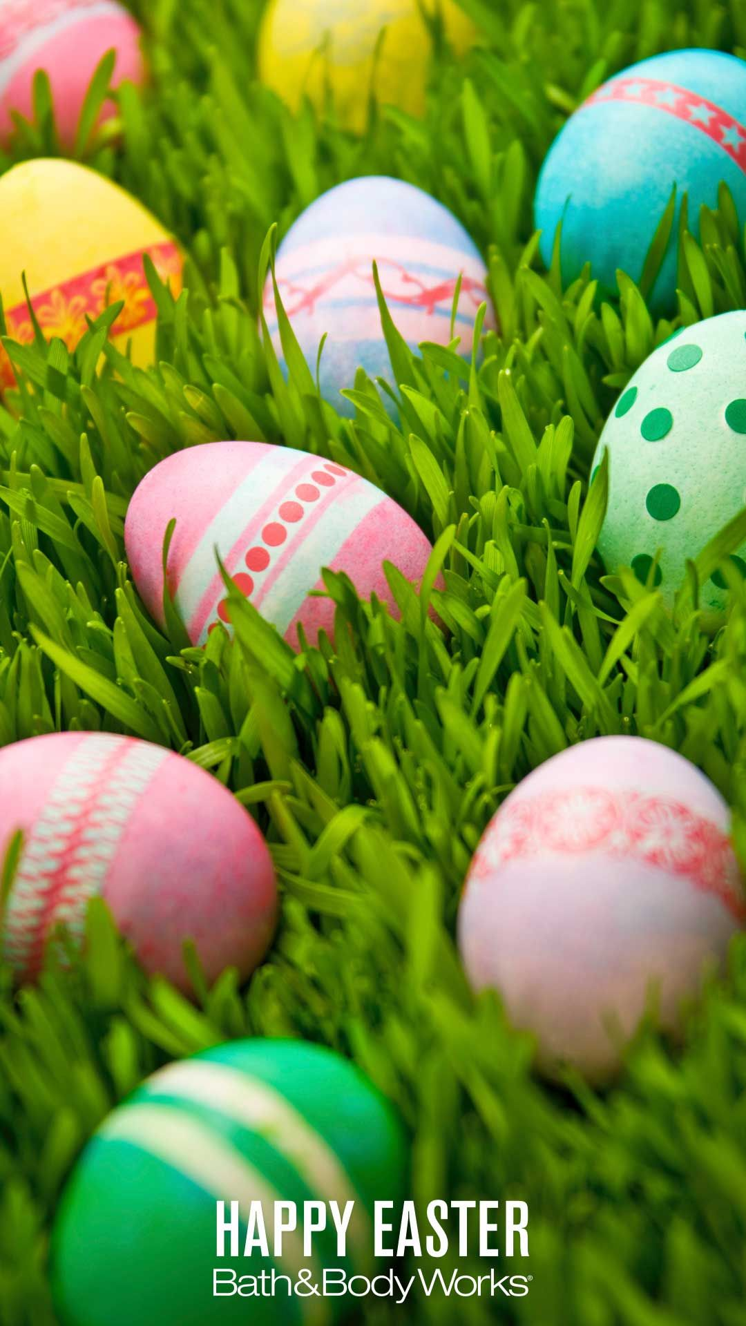 Easter Egg Hunt iPhone Wallpaper Bath Body Works Wallpapers 1080x1920
