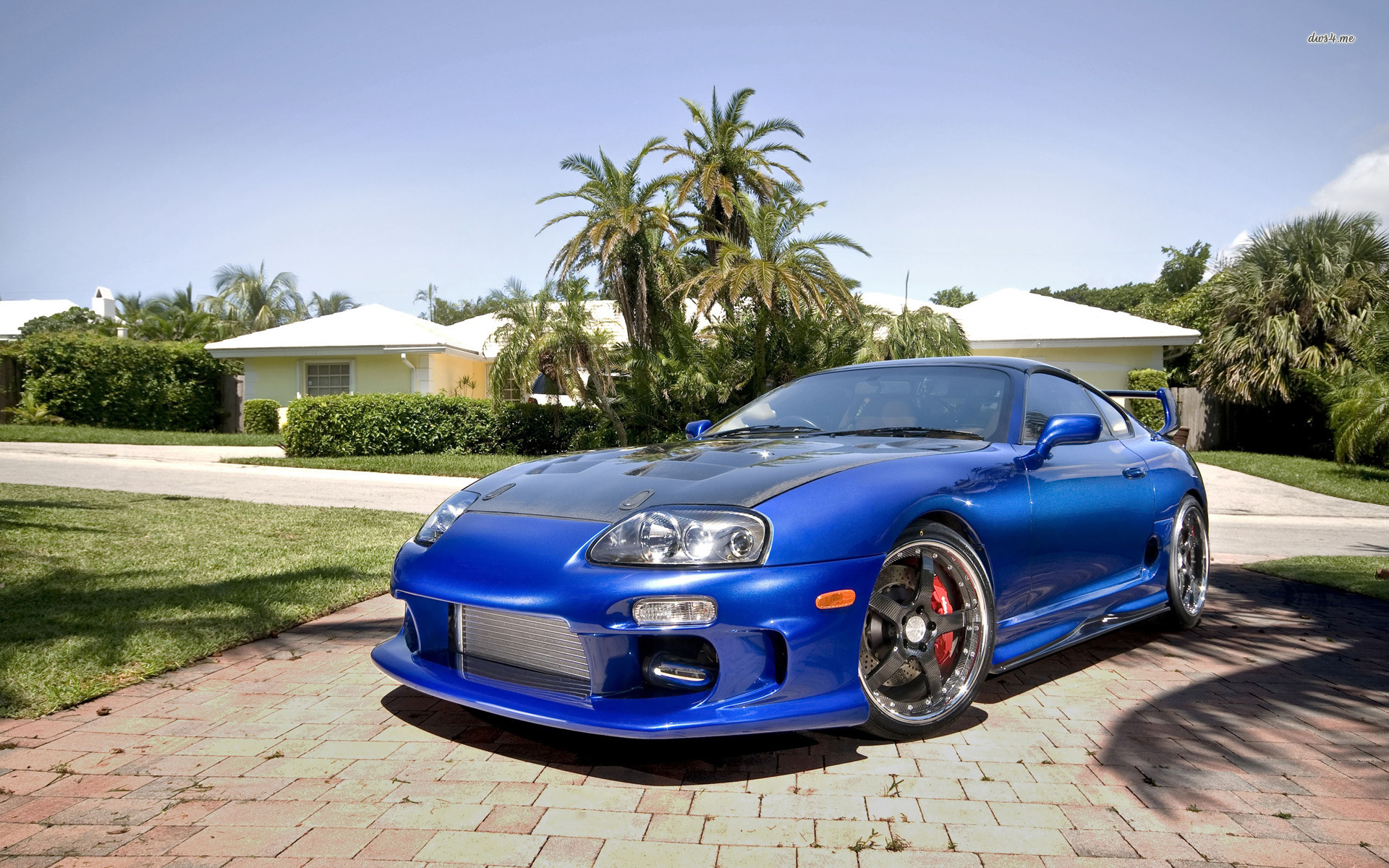 Pin toyota supra wallpapers pictures on pinterest