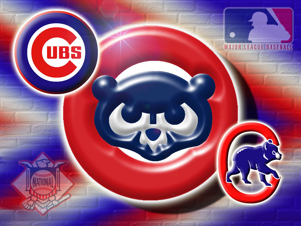 Chicago Cubs Wallpaper Background Theme Desktop 1024x768
