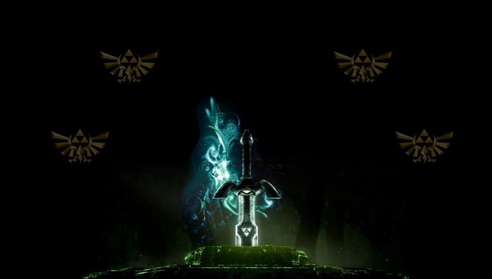 Master Sword at Rest PS Vita Wallpapers   PS Vita Themes and 960x544