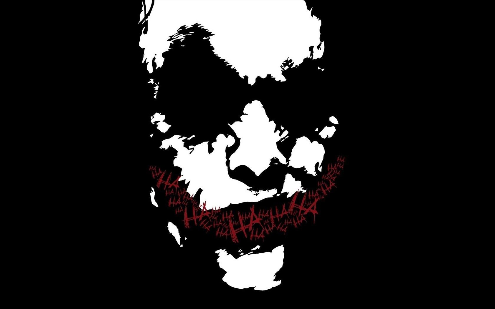 Joker Drawing Emotion Dark humor Wallpaper Background 1680x1050 1680x1050