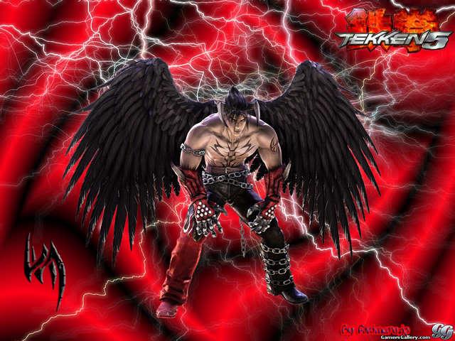 Devil Jin wallpaper Image 640x480