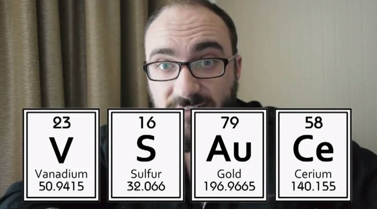 VSauce Random Periodic Table lol by porthorion 1201x665