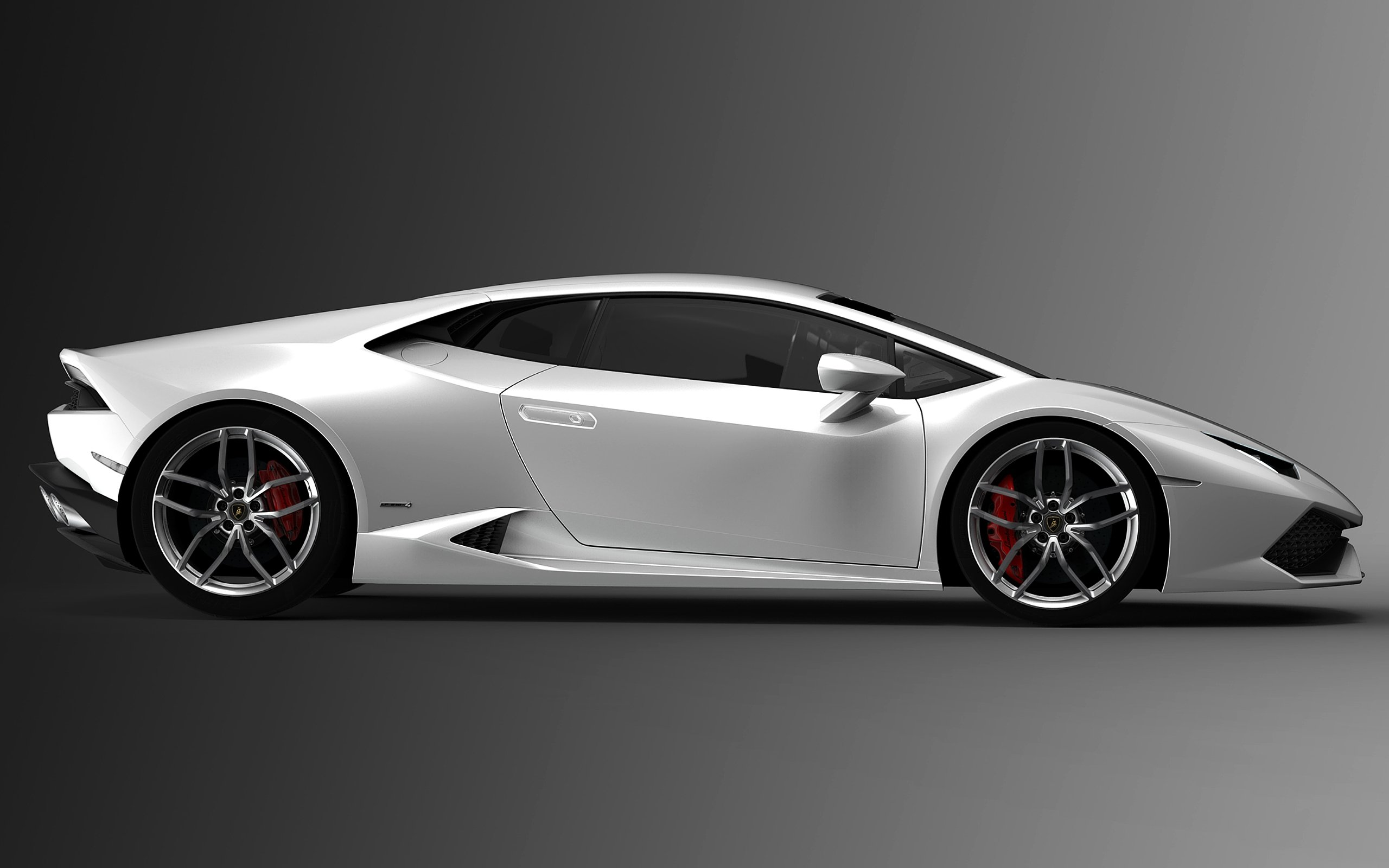 Car Lamborghini on HD wallpapers for desktopNew Lamborghini Huracan 2560x1600