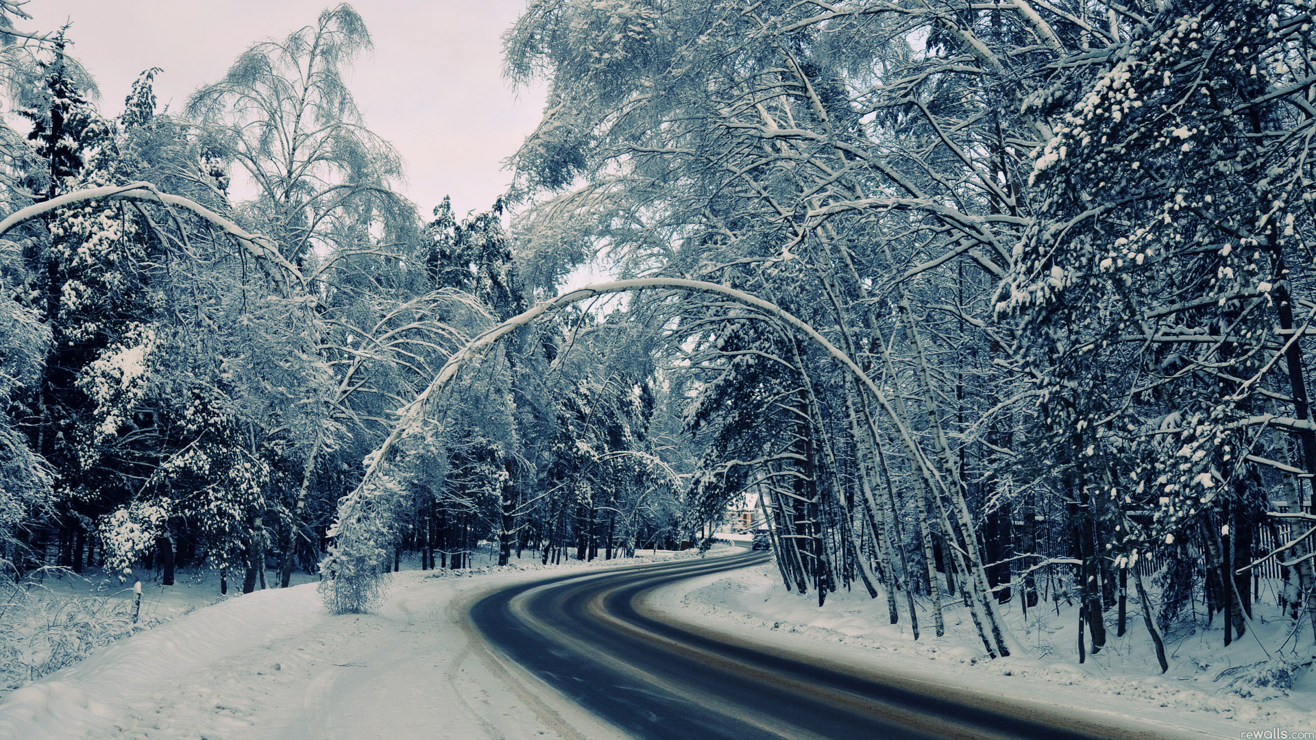 wallpapers winter mac road conditions background wallpaper 1920x1080