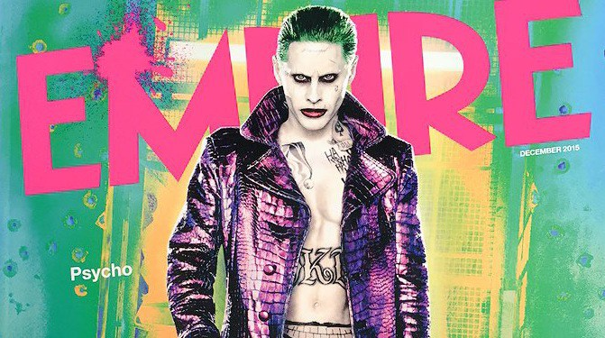 New Joker Photos From Suicide Squad 671x375