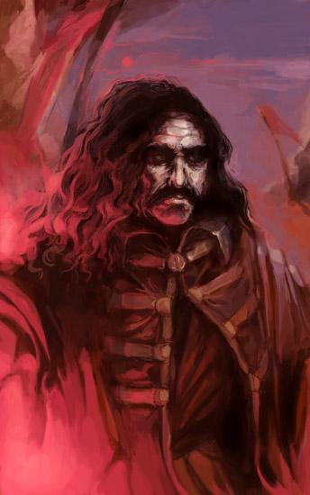 Vlad The Impaler Wallpaper