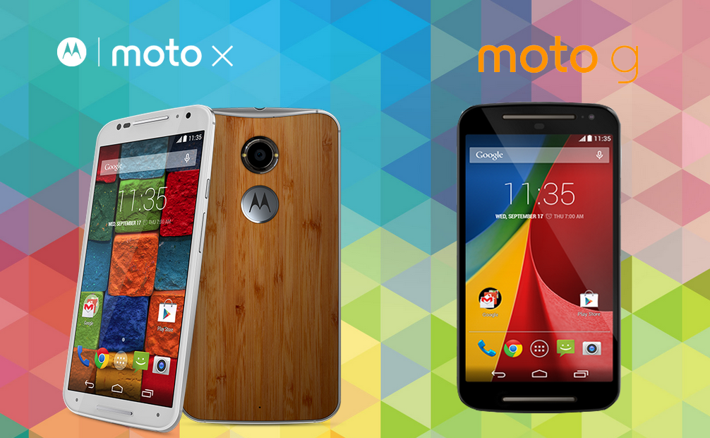 Moto X 2nd Generation Wallpaper