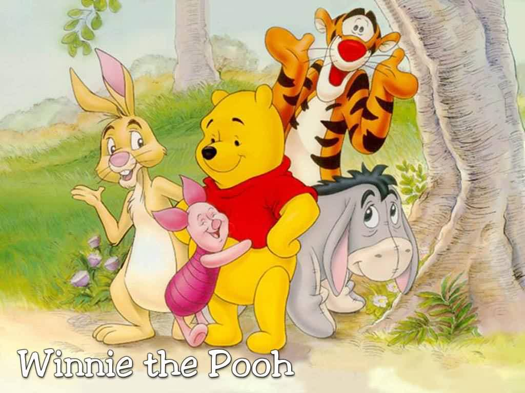Free Download Winnie The Pooh And Friends Wallpaper 10674 Hd Wallpapers In Cartoons 1024x768 For Your Desktop Mobile Tablet Explore 49 Baby Winnie The Pooh Wallpaper Winnie The Pooh