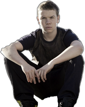 Will Poulter 8 by HappyMuskratPNGs 299x376