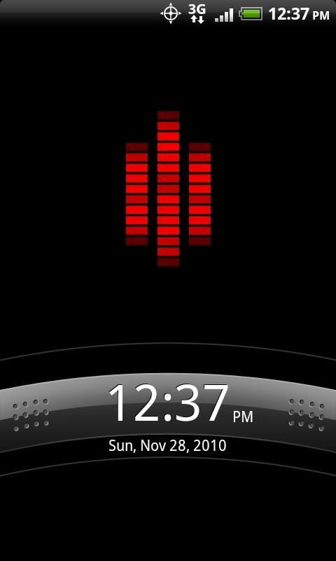 Knight Rider 8211 KITT Voice Box Android Themes best android apps 480x800