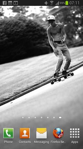 Longboard Wallpaper Iphone Longboarding live wallpaper 288x512