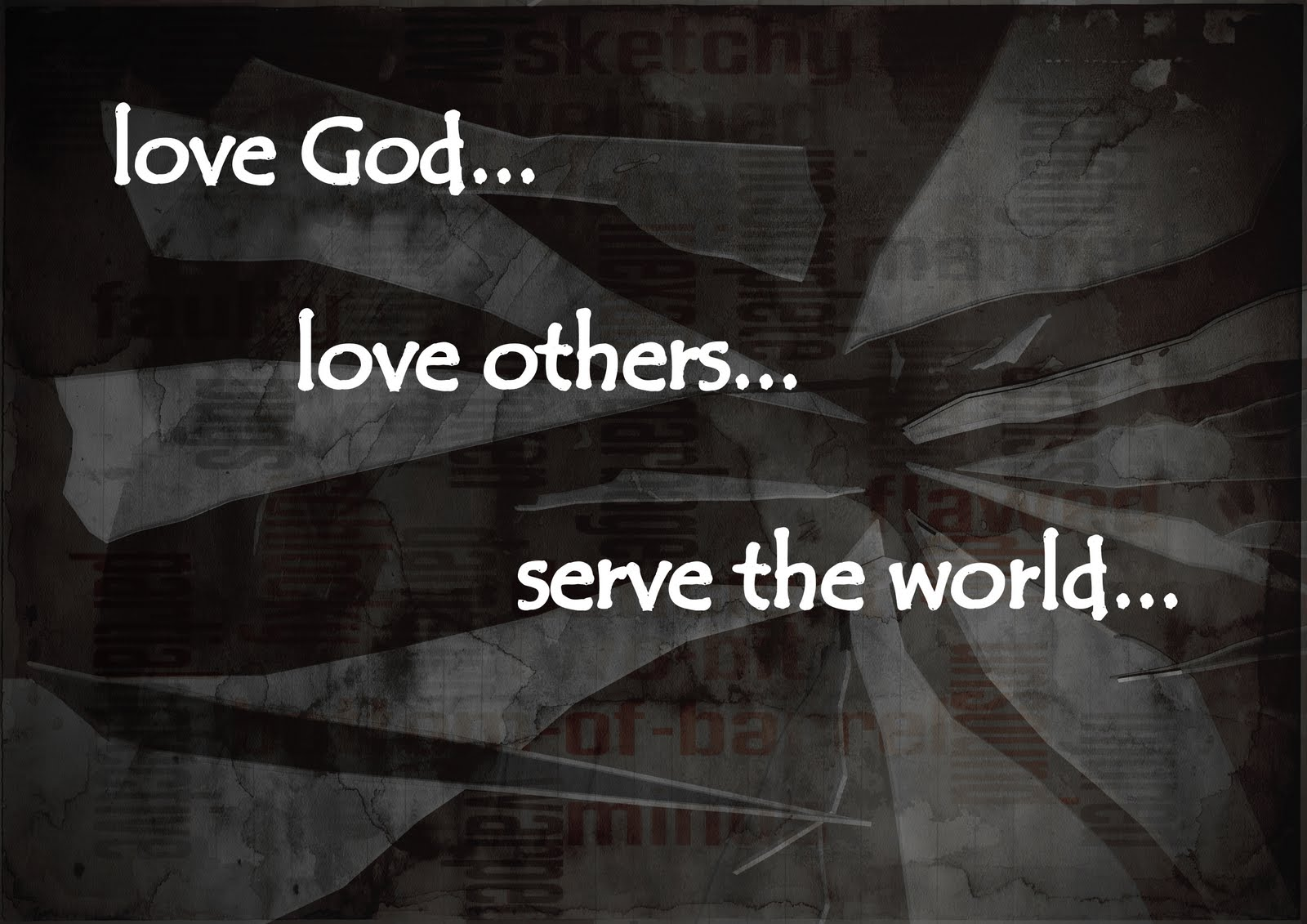 God Loves You This Much Wallpaper I love god desktop hd 1600x1131