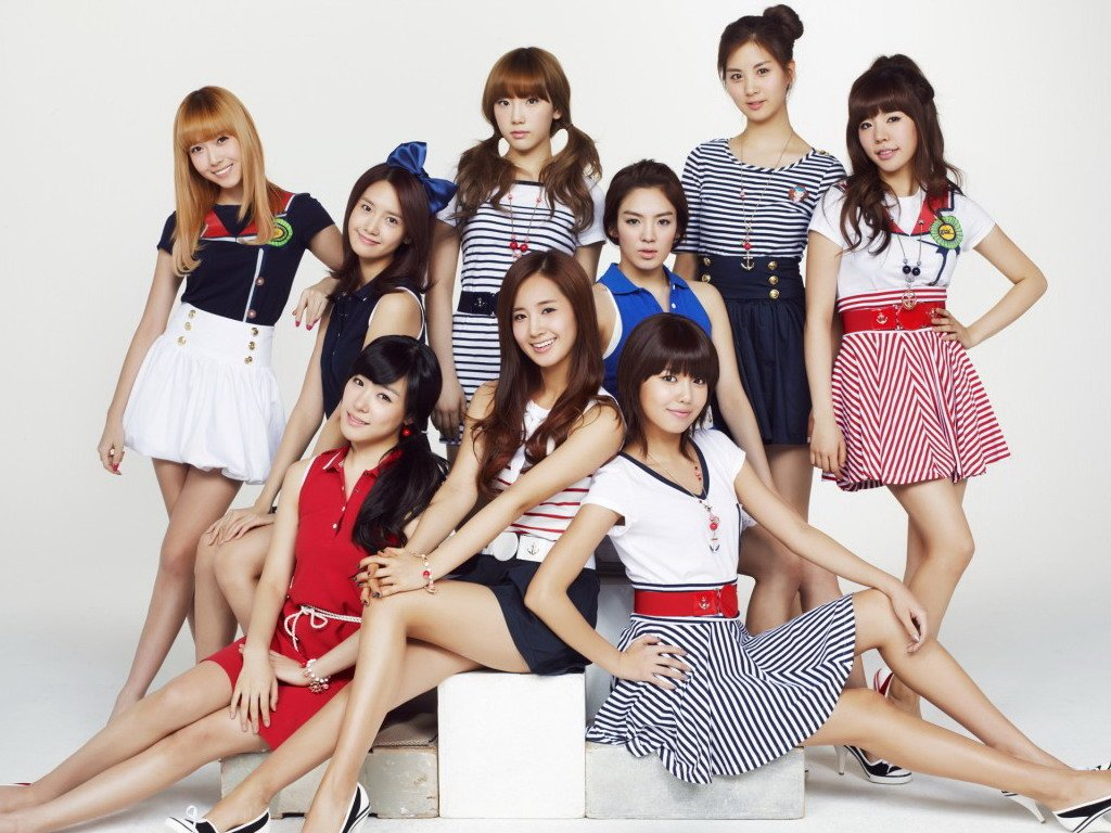 Free Download Girls Generation Fanclub Snsd 1024x768 For