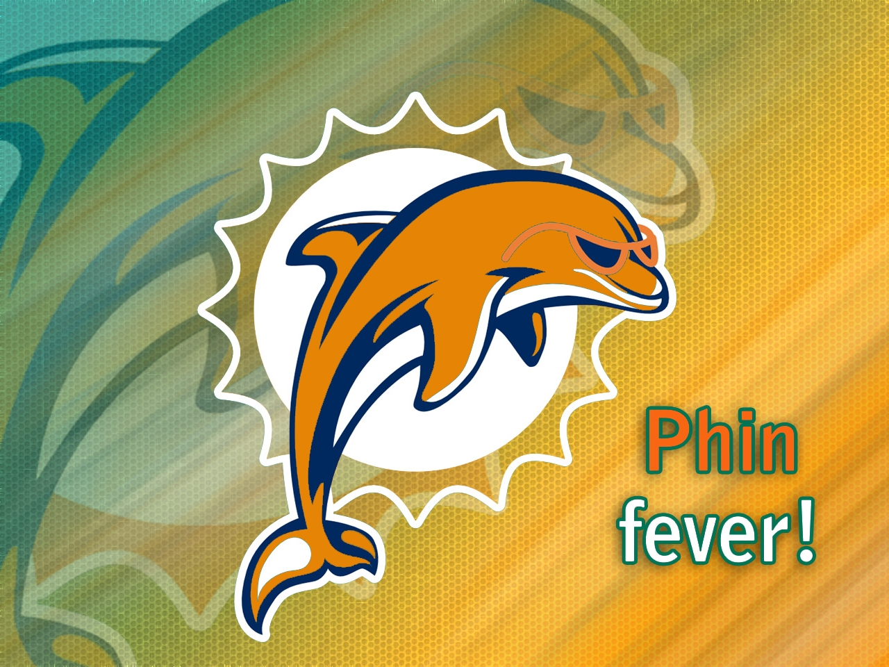 Enjoy our wallpaper of the week Miami Dolphins wallpaper 1280x960