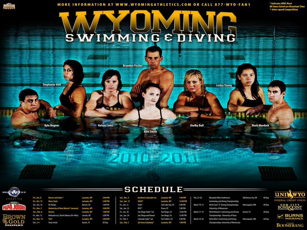 University of Wyoming Official Athletic Site   Athletics 1024x768