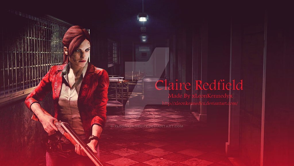 RE Revelation 2 Claire Redfield wallpaper 6 by xLeonKennedyx on 1024x578