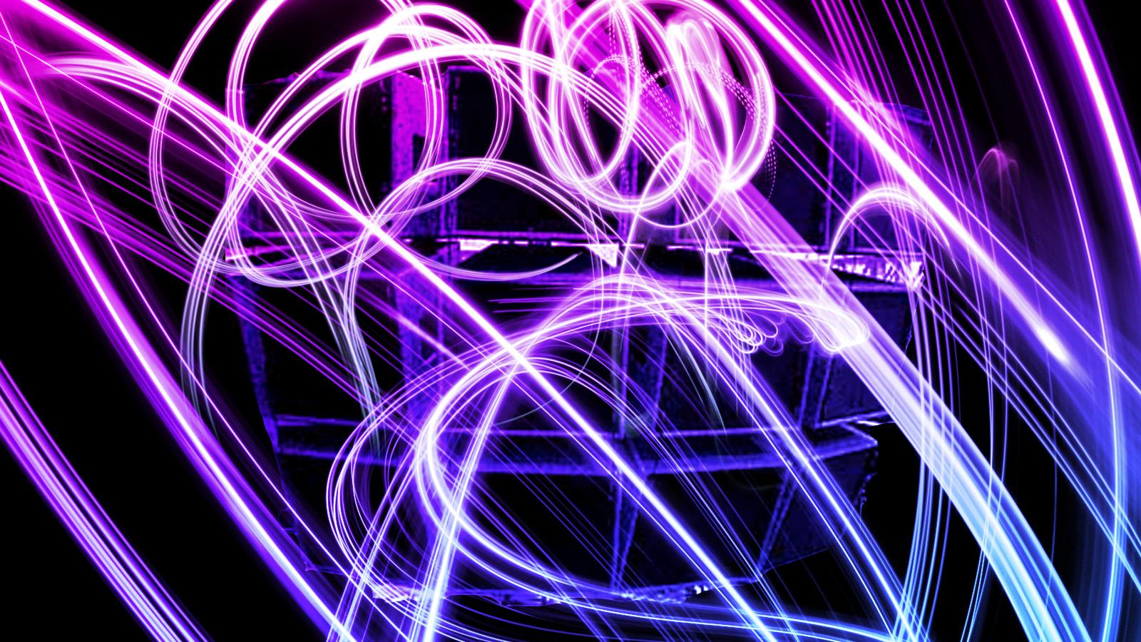 Neon Lights Background Neon lights background by joe 1600x900