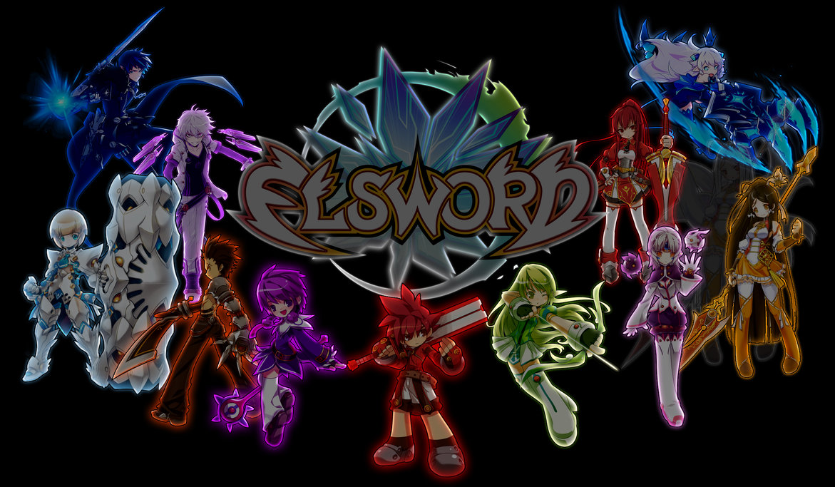 Elsword Wallpaper by SupremeInferno 1171x683