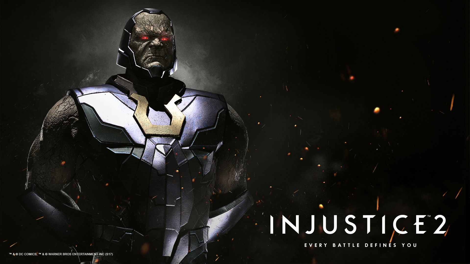 Darkseid Wallpaper from Injustice 2 gamepressurecom 1920x1080
