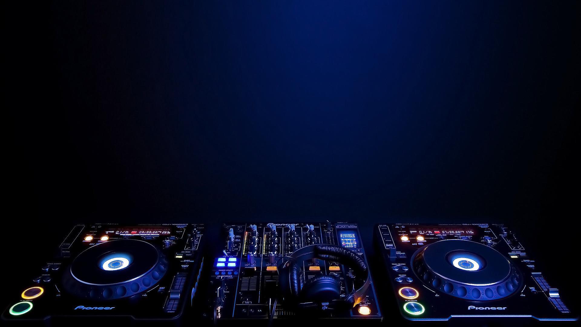 DJ Gear HD Wallpaper FullHDWpp   Full HD Wallpapers 1920x1080 1920x1080