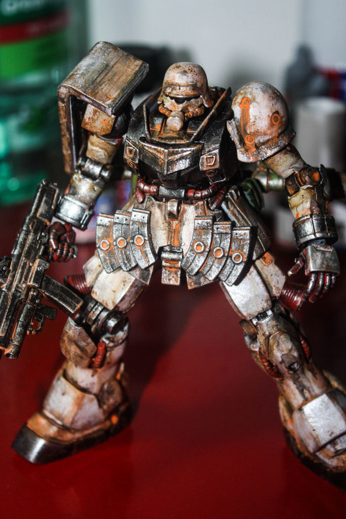 HGUC 1144 Geara Zulu Modeled by Palos [Pinoy Gundam Philippines 683x1024