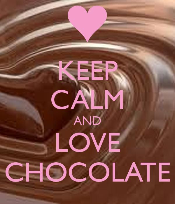I Love Chocolate Wallpaper Wallpapersafari
