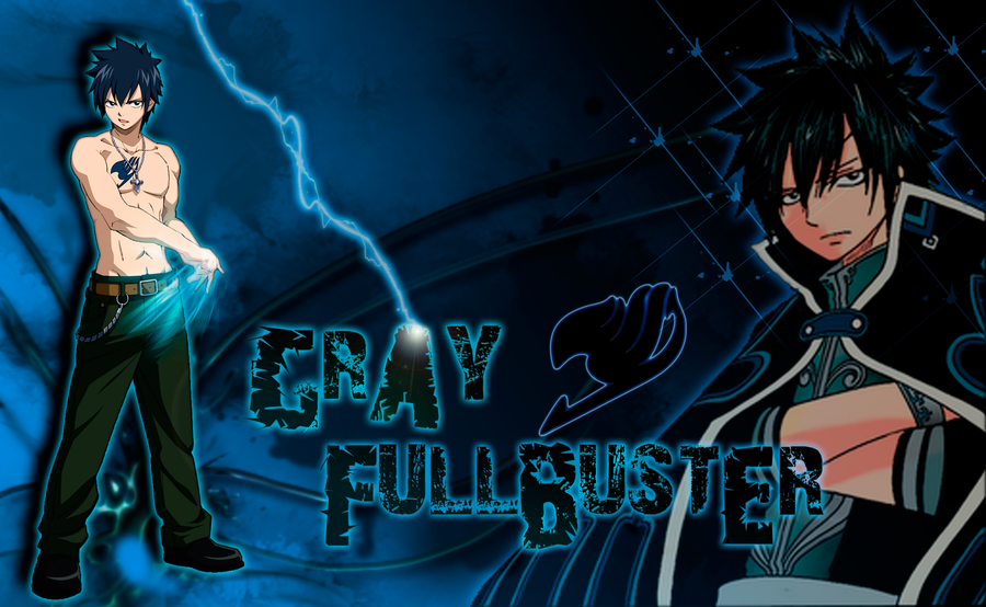 Fairy Tail images Gray Fullbuster HD wallpaper and background 900x554