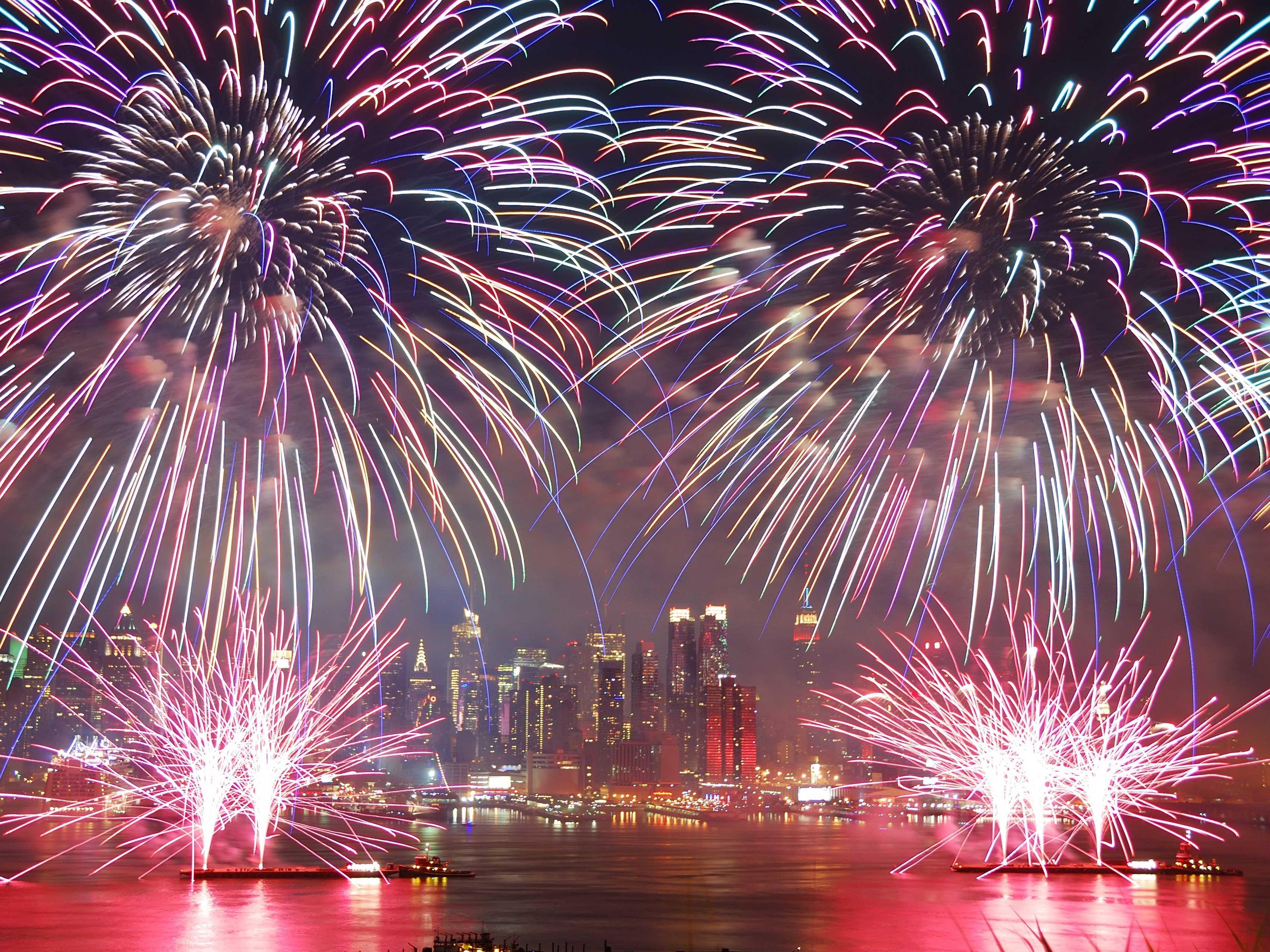 4th Of July Ipad Wallpaper Hd: 4th Of July Fireworks Wallpaper